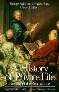 book cover, History of Private Life