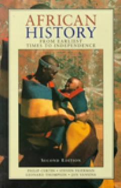 book cover, African History: From Earliest Times to Independence
