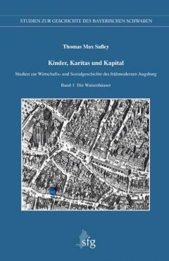 book cover, Kinder, Karitas und Kapital