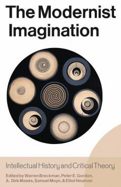 book cover, The Modernist Imagination