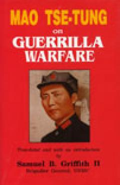 book cover, Mao Tse-Tung: On Guerrilla Warfare