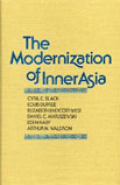 book cover, The Modernization of Inner Asia